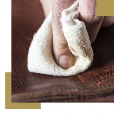 Jak dbać o skórzany portfel ?