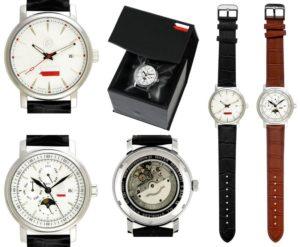 Pióra Polskie zegarki automatyczne