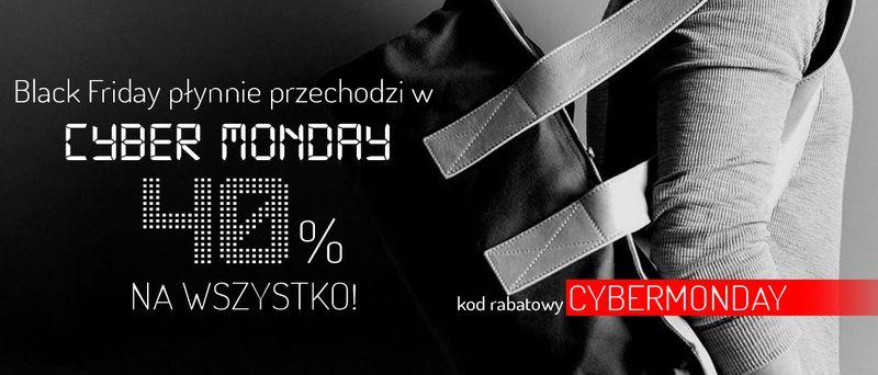 Cyber Monday Cybernetyczny Poniedziałek