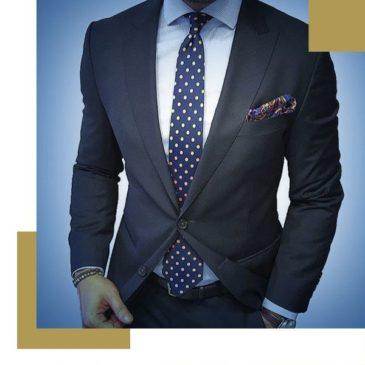 Jak wiązać krawat? Cz.1 Węzeł prosty (four-in-hand)