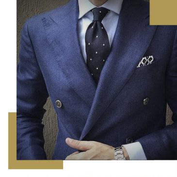 Jak wiązać krawat? Cz.4 Węzeł Windsor