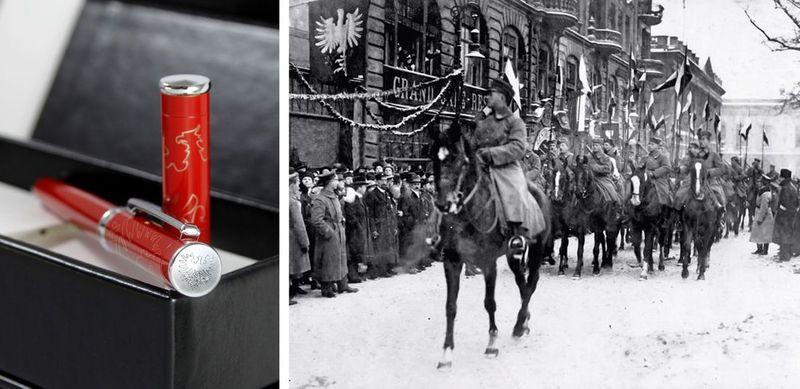 Obchody rocznicy Powstania Wielkopolskiego | Pióro wieczne