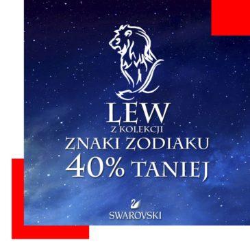 Zodiakalny lew uwielbia być wcentrum uwagi