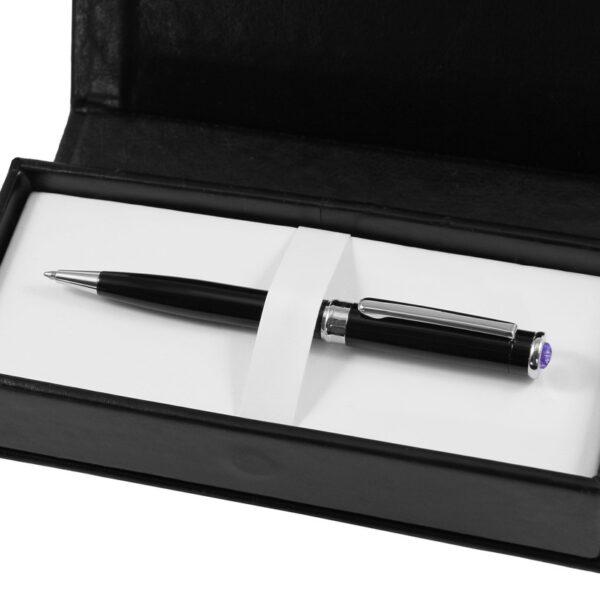 Długopis zametystem | Znak zodiaku Panna amulet