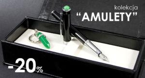 "Kolekcja ""Amulety"" | Rabat 20%"