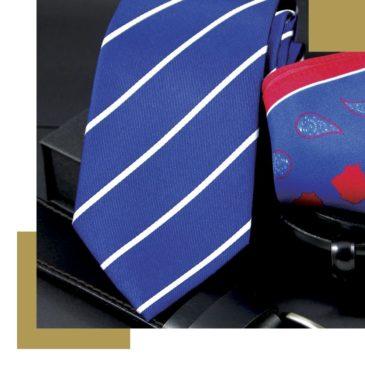 Jak dobrać krawat? Koło Barw