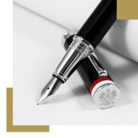 Pióro wieczne dla biznesmena | Prezenty biznesowe